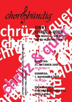 Chrüz & Quer 2009