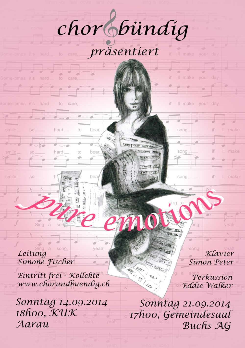 Pure Emotion 2014