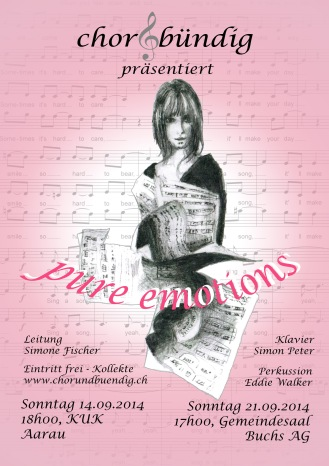 Pure Emotions 2014